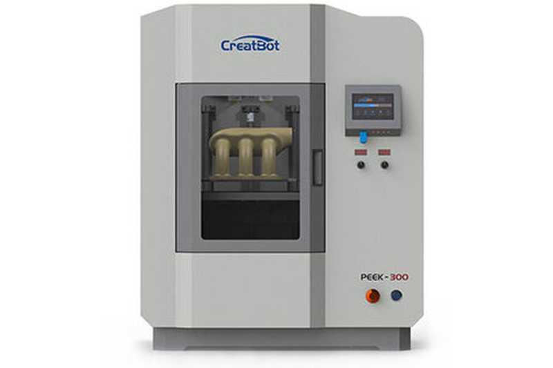 Професионални 3D принтери CreatBOT за пластмаси и композитни материали