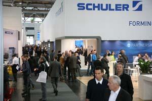 Партньори на ЛД представят иновации в листообработката на <strong>EuroBLECH</strong> 2014