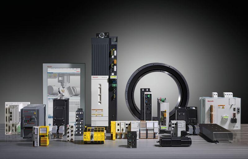 Bosch Rexroth представи решения за автоматизация в електронната индустрия на LOPEC 2018