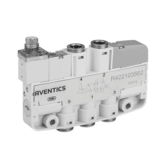 <strong>Aventics</strong> обяви нова серия олекотени пневматични вентили