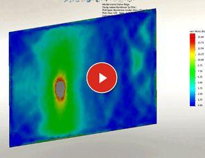 Симулационен анализ със SolidWorks