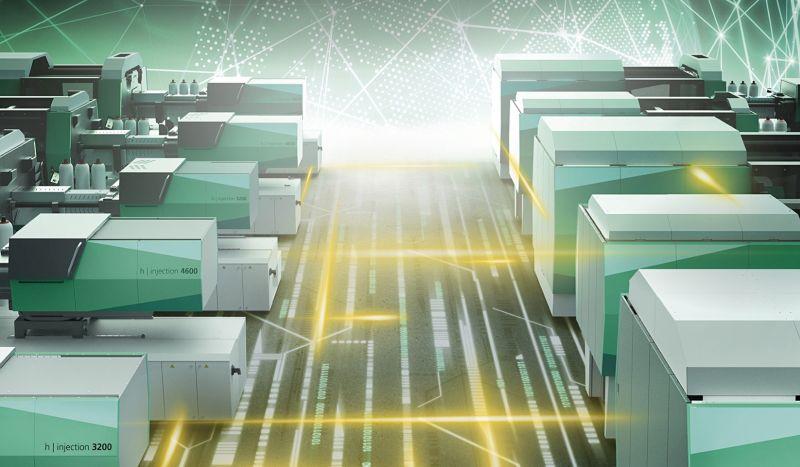 Arburg акцентира на решенията за дигитализация и кръгова икономика на K 2019