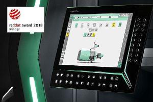 Системата за машинно управление Gestica на Arburg с престижно отличие