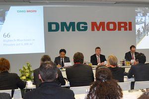 Проведе се традиционната Седмица на отворените врати на DMG <strong>MORI</strong> в Пфронтен, Германия