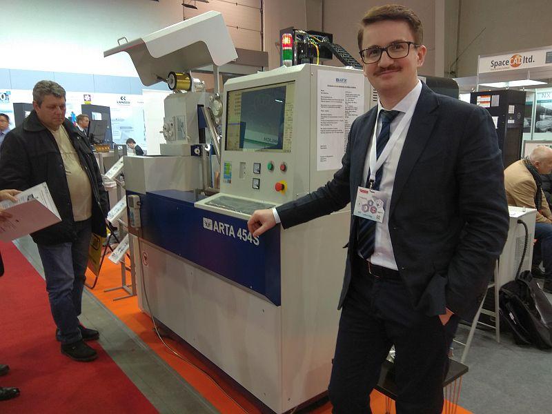<strong>Бимекс</strong> представя нишкова електроерозийна машина от новия си партньор Arta на MachTech