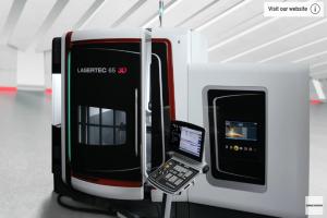 Адитивно производство с Laserte<strong>c</strong> 65 3D от DMG MORI