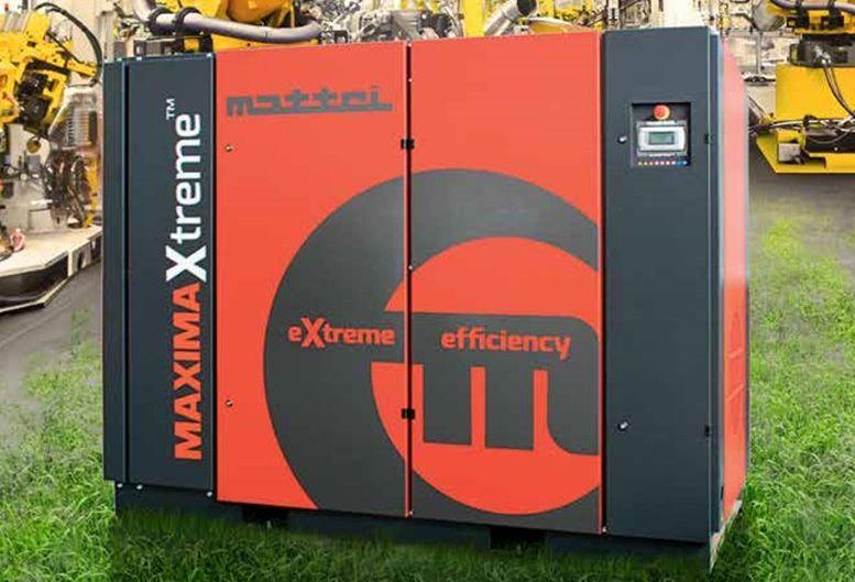 Компресори MAXIMA Extreme от Mattei