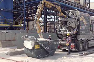 Аква Джет 2011: Промишлена прахосмукачка Cap Bora от Cappellotto