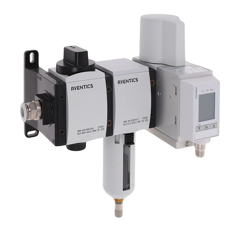 <strong>Aventics</strong> разшири портфолиото си с нови електропневматични вентили за високи дебити
