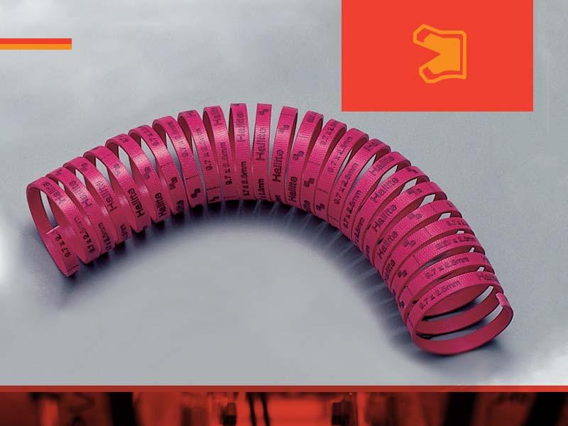 Водещи ленти: разнообразни размери и различни материали