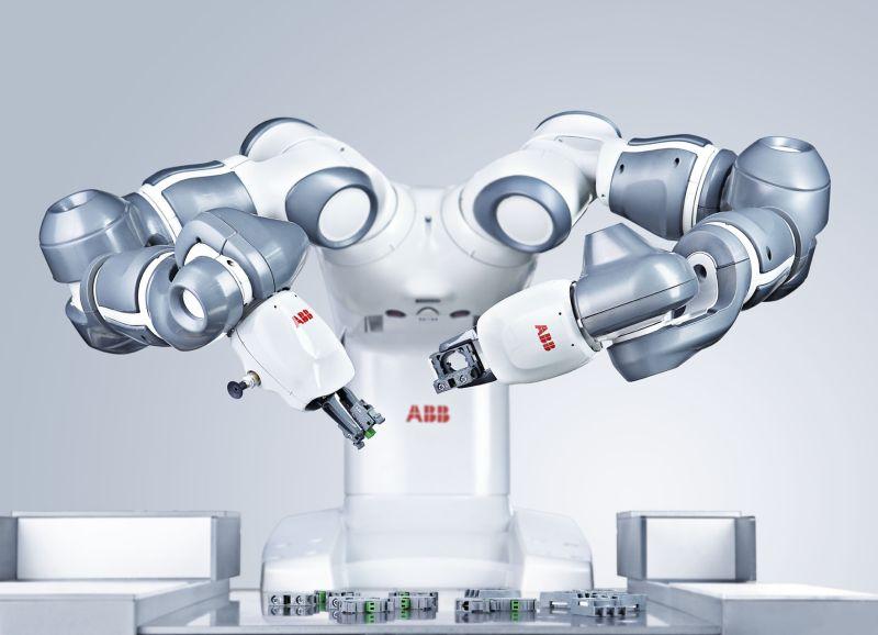 ABB представя компактни индустриални роботи на MachTech&InnoTech 2019