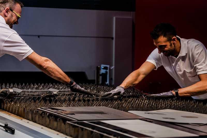 Изложението за машини Lamiera ще се проведе през 2021 в Милано