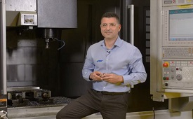 Инструменти за фрезоване на кухини и джобове от ИСКАР