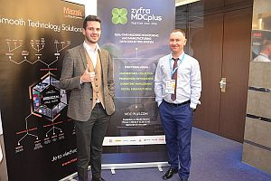 ZYFRA с успешно първо участие на конференцията KEY в Пловдив
