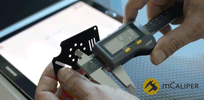 mCaliper дигитализира измервателни данни и оптимизира контрола на качеството в машинопроизводството